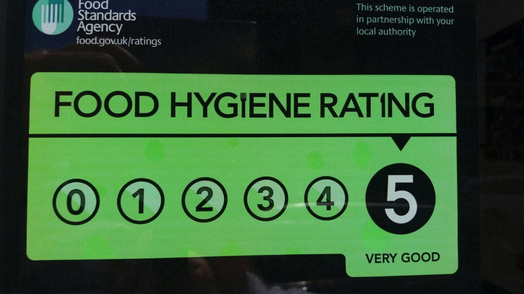 Arments Pie & Mash Food Hygiene Rating